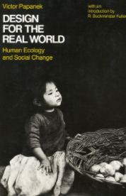 Design for the real world book