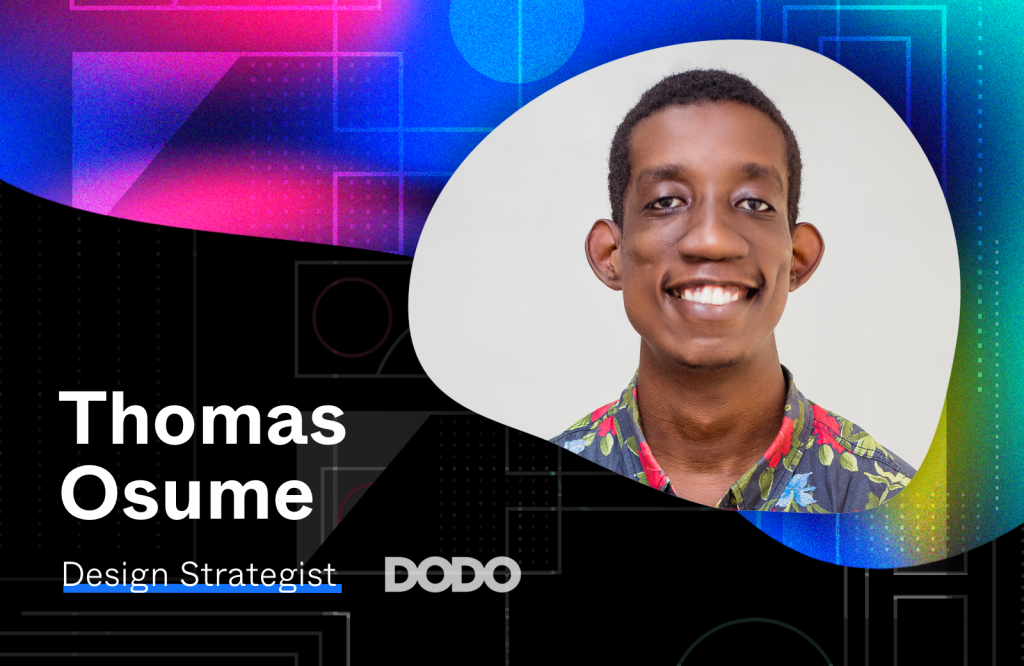 Thomas Osume interview