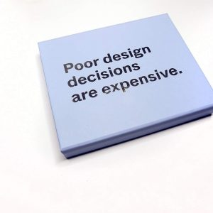 Design strategy box