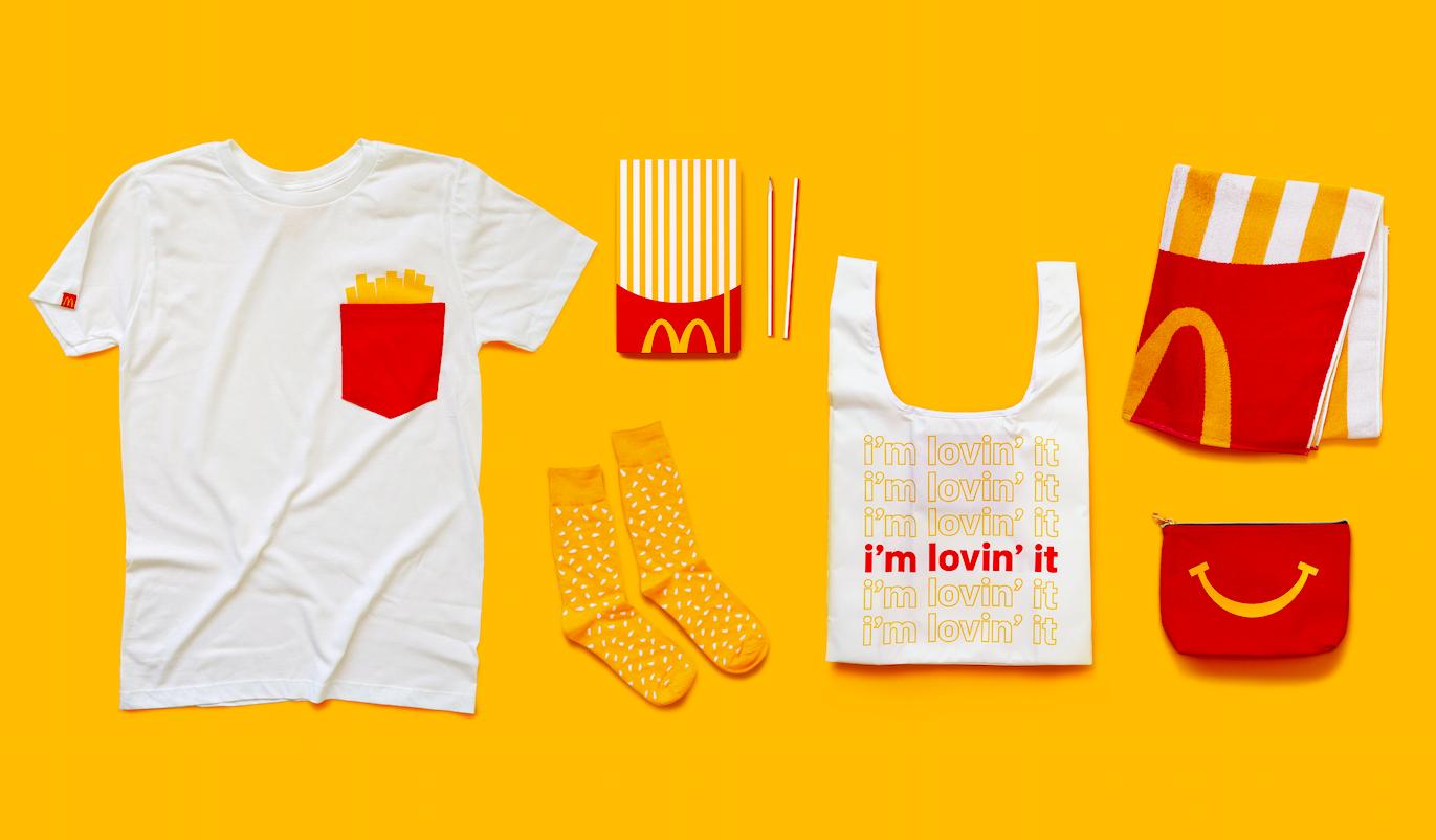McDonalds Visual Identity