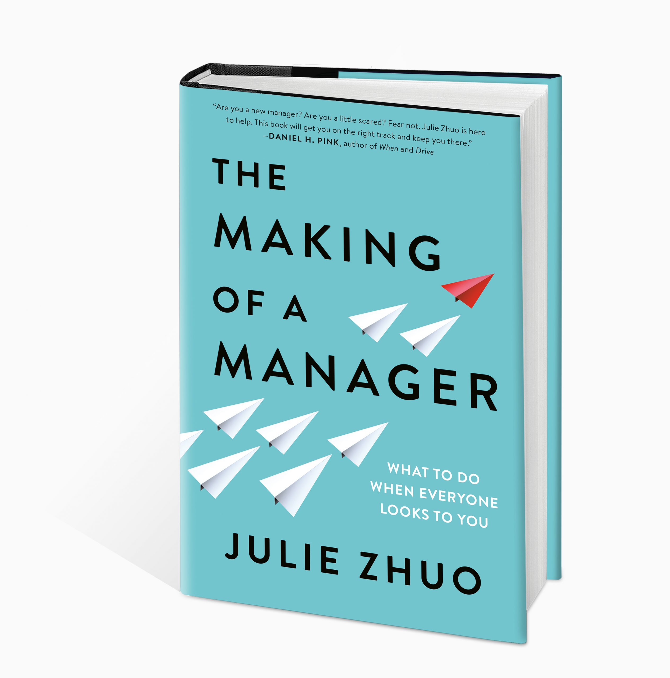 The making of manager - Julie Zhuo