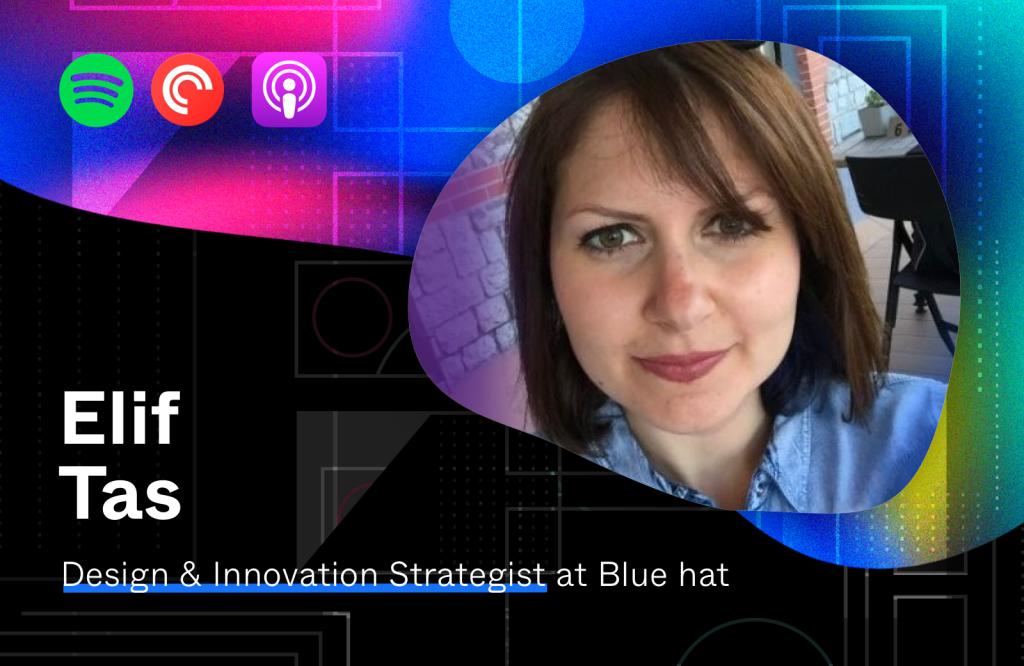 Elif Tas design strategy interview